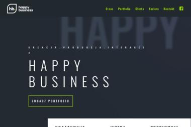 Happy Business Iwona Kawczyńska, reklama, marketing - Kampanie Reklamowe Gdańsk