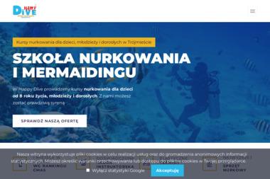 Szkoła nurkowania Happy Dive - Organizacja imprez sportowych Gdańsk