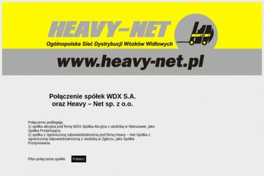 Heavy-Net Sp. z o.o. - Wózki Spalinowe Warszawa
