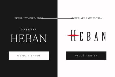 Heban - Kuchnie Na Wymiar Biała Podlaska