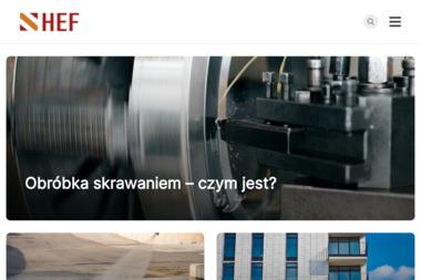 HEF-Stal Sp. z o.o. - Piece z Podajnikiem Zborowskie