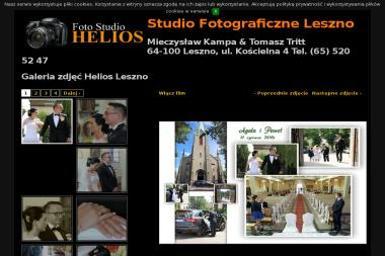 Studio Fotograficzne Helios - Fotograf Od Sesji Zdjęciowych Leszno