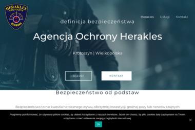 Agencja Ochrony Herakles Krotoszyn Sławomira Kaczmarek - Agencja ochrony Krotoszyn