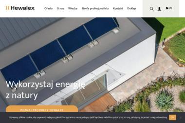 Hewalex-Doradca Handlowy-Krzysztof Jazwicki - Energia Odnawialna Zielona Góra
