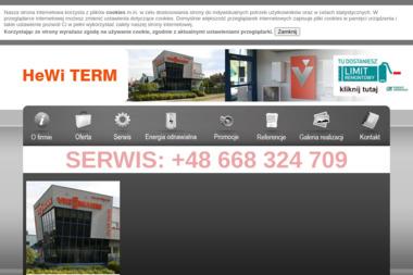 He-Wi-Term. Autoryzowany partner firmy Viessmann. - Energia Odnawialna Bielsko-Biała
