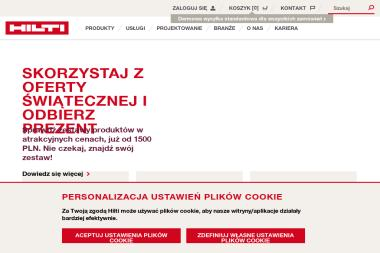 Hilti Center Rzeszów - Tartak Rzeszów