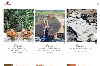 Firma Handlow0 Usługowa Hip S.C. Hułas Zdzisław Pikuta Jan - Ocieplanie budynków Aleksandrów Czwarty
