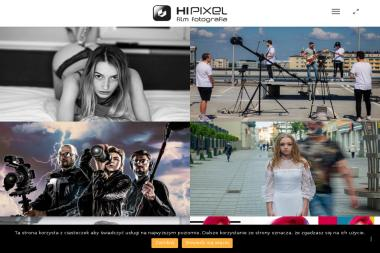 HiPixel. Film, fotografia, grafika - Wideofilmowanie Opole