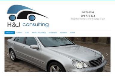 H&J Consulting. Kredyt samochodowy, leasing - Pożyczka na Samochód Borówiec