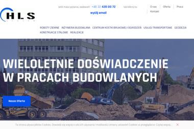 HLS System - Firma transportowa Żory
