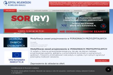 Szpital Wojewódzki w Bielsku-Białej - Rehabilitant Bielsko-Biała