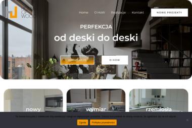 House Of Wood Paweł Gul - Schody Metalowe Poznań