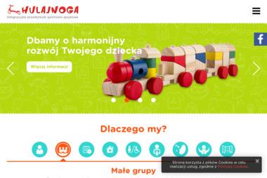 Hulajnoga. Integracyjne Przedszkole Sportowo-Językowe - Szkoła Tańca Łódź