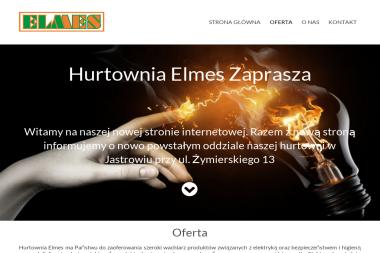 FHU Elmes Stefania Kubara - Skład budowlany Wałcz