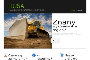 Roboty Ziemne Sylwester Husa - Niwelacja Terenu Opole Lubelskie
