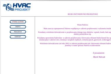 Hvac Projekt Marek Walczak - Projekty Domów z Poddaszem Zgierz