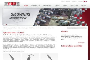 Hydrof - Maszyny budowlane Płock