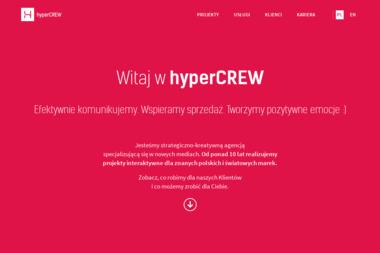 Hypercrew Sp. z o.o. - Kampanie Reklamowe Nowy Sącz
