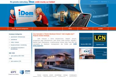 iDom-Systemy Inteligentne. Instalacje inteligentne, budynki inteligentne - Inteligentny dom Lublin