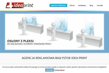 Agencja Reklamowa Idea Print S.C. - Reklama Białystok