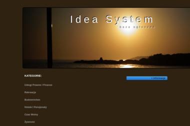 Idea System. Montaż klimatyzacji, klimatyzacja - Klimatyzacja Rudziczka