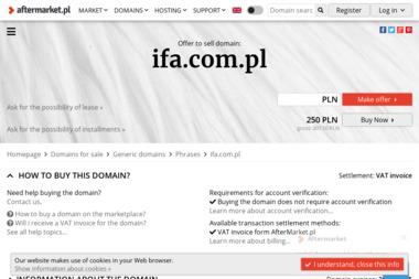 Ifa Sp. z o.o. - Roboty ziemne Gdynia