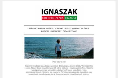 Magma Piotr Ignaszak - Agencja Ubezpieczeniowa Środa Wielkopolska