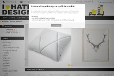 I Hate Design - Kosze prezentowe Hajduki Nyskie