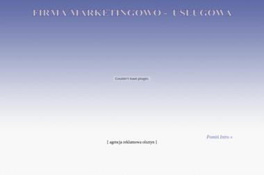 Firma Marketingowo Usługowa Image Ryszard Kuraśkiewicz - Agencja marketingowa Olsztyn