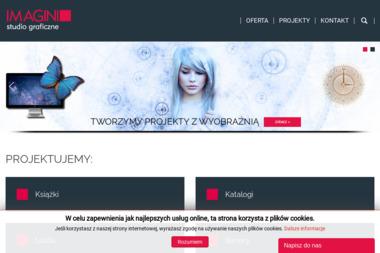Agencja Reklamowa Imagini - Ulotki Przeźmierowo