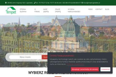 """""""Impet"""" Biuro Obrotu Nieruchomościami Krzysztof Kwiatkowski - Agencja nieruchomości Zgorzelec"""