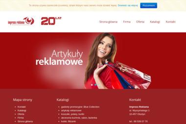 Impress Reklama - Agencja marketingowa Olsztyn