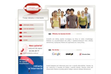 In Medio Magdalena Uryga - Kampanie Reklamowe Mysłowice