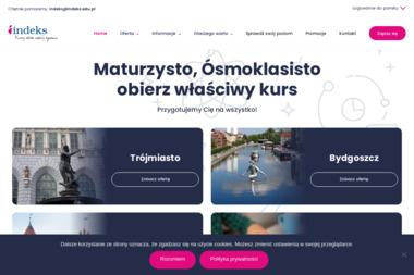 Studencki Ośrodek Kształcenia Indeks - Kurs niemieckiego Gdańsk