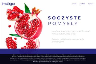 Indigo Art Design. Grafika, projekty graficzne - Graficy Dąbrowa Górnicza