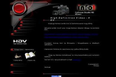 Cyfrowe Studio Hd Wideo-Infot - Kamerzysta Lubartów