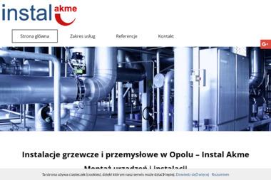 Instal Akme - Klimatyzacja Opole