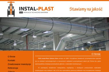 P.U.H. Instal-Plast - Klimatyzacja Zielona Góra