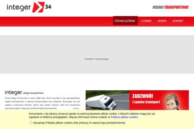 Integer 34 Grzegorz Sztandera - Firma Reklamowa Łosienek