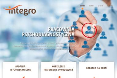 Pracownia Psychodiagnostyczna Integro - Psycholog Gorzów Wielkopolski