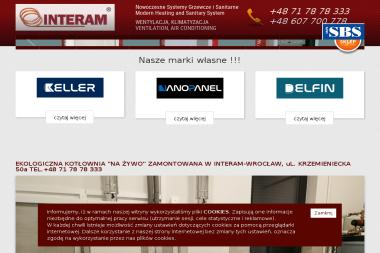 Interam PHU Grupa SBS - Kolektory słoneczne Opole