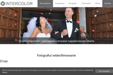Studio Foto Video Film Intercolor - Fotografia Ślubna Radom