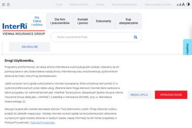 InterRisk Towarzystwo Ubezpieczeń S.A. Vienna Insurance Group - Ubezpieczenia Opole