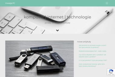 InwazjaPC.pl - CH Rotunda - Instalacja, konfiguracja komputerów i sieci Rzeszów