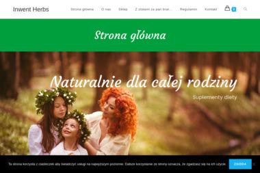 Inwent Herbs - Dietetyk Lublin