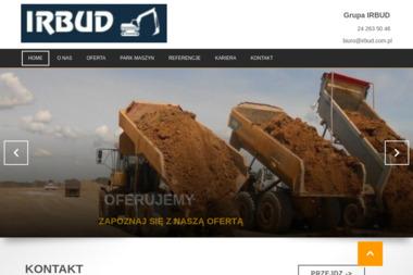 Irbud S.C. - Firmy inżynieryjne Płock
