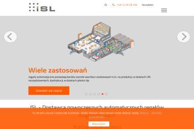ISL Innowacyjne Systemy Logistyczne Sp. z o. o. - Regały magazynowe Kraków