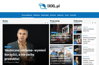 IXXL Studio Reklamy. Agencja reklamowa, reklama - Ulotki A6 Kielce