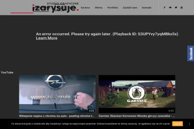 Studio Graficzne IZARYSUJE - Identyfikacja wizualna Zławieś Wielka