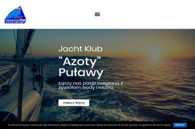Jacht Klub Azoty Puławy - Joga Puławy
